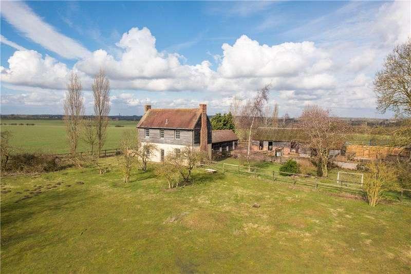 5 Bedrooms Detached House for sale in Riseley Road, Bletsoe, Bedford, Bedfordshire