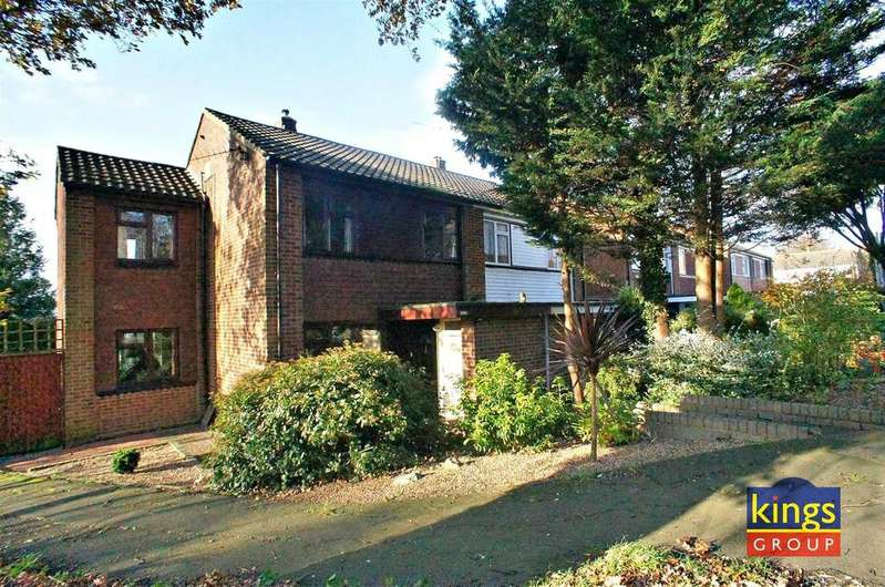 4 Bedrooms Semi Detached House for sale in Roundhills, Waltham Abbey