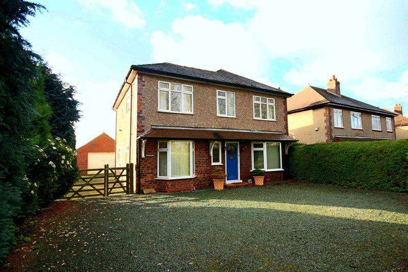 4 Bedrooms Detached House for sale in Stafford Road, Gnosall, Stafford