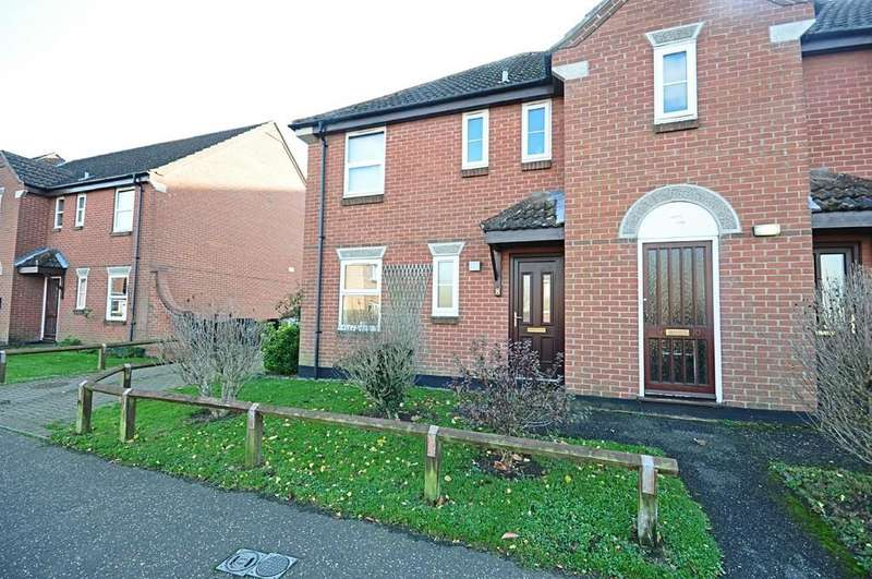1 Bedroom Ground Flat for sale in Louies Court, Factory Lane, Diss
