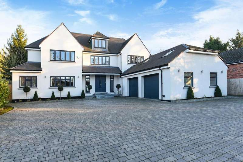 6 Bedrooms Detached House for sale in Lodge Road, Bromley