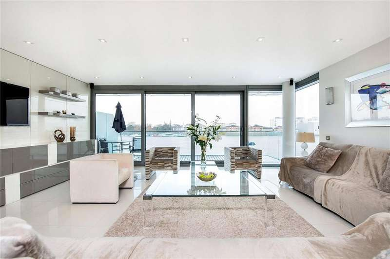2 Bedrooms Flat for sale in Mandel House, Eastfields Avenue, London, SW18