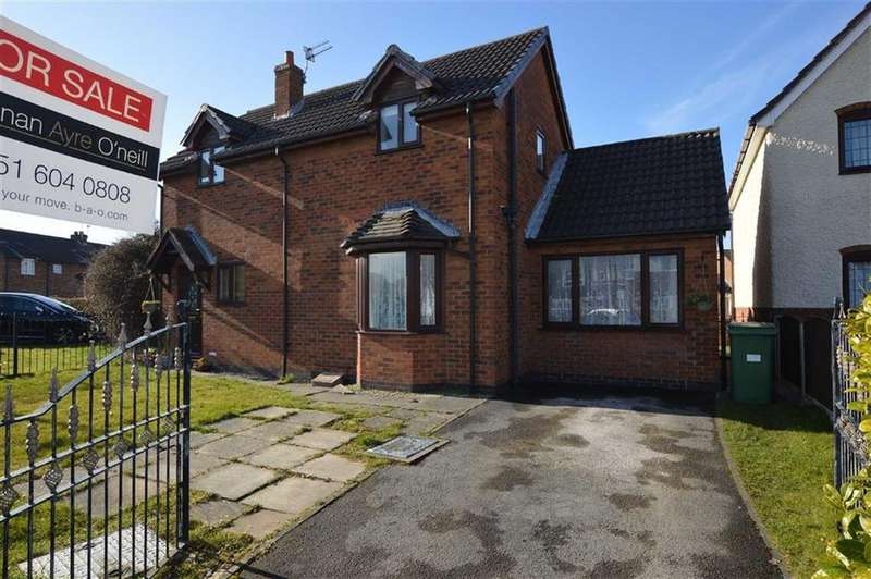 3 Bedrooms Detached House for sale in Oakham Drive, CH46