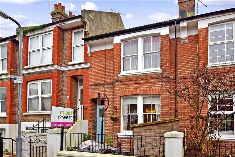 3 Bedrooms Terraced House for sale in Rugby Place, Brighton, East Sussex