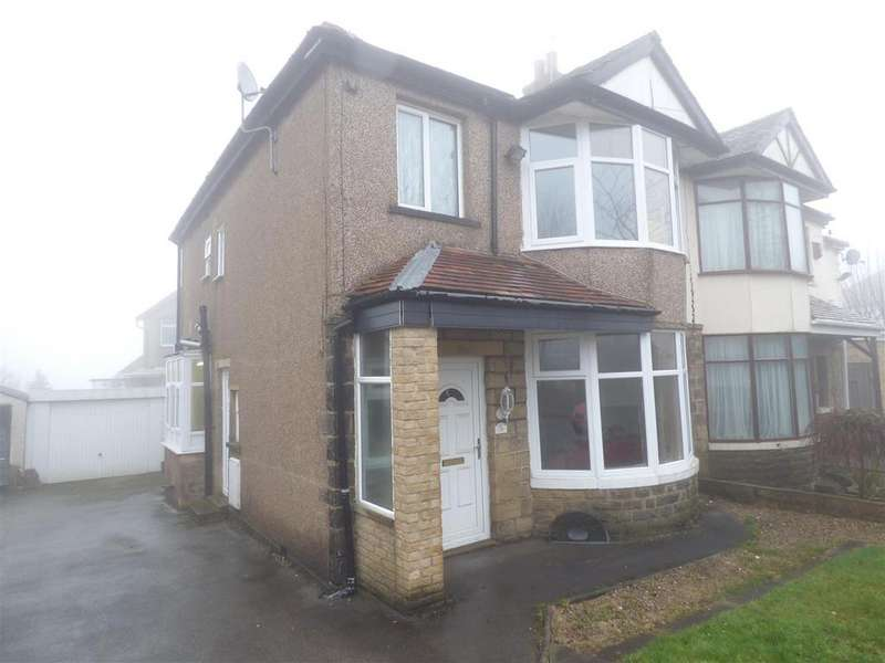 3 Bedrooms Semi Detached House for sale in Duchy Avenue, Heaton, Bradford, BD9 5NE
