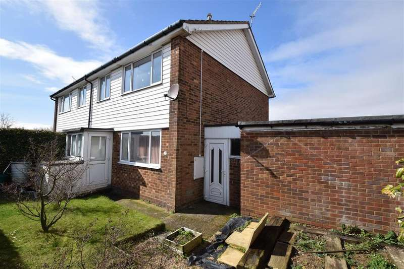 3 Bedrooms Semi Detached House for sale in Asten Close, St. Leonards-On-Sea