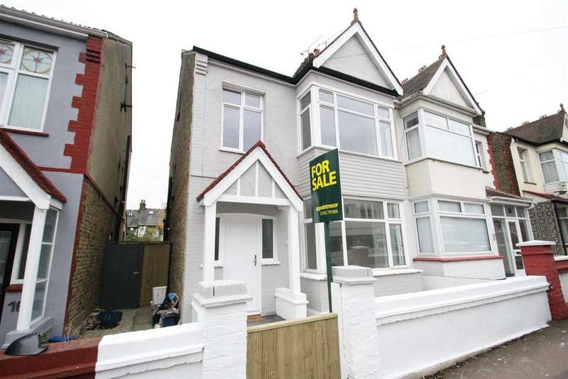 3 Bedrooms House for sale in Westbourne Grove, Westcliff-on-Sea
