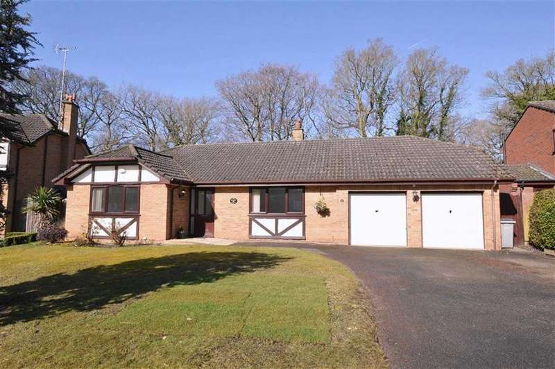 3 Bedrooms Detached Bungalow for sale in Dibbins Green, CH63