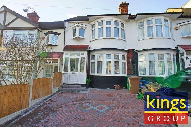 4 Bedrooms Terraced House for sale in Middleton Avenue, London