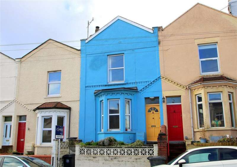 3 Bedrooms Terraced House for sale in Greville Street, Southville, Bristol, BS3