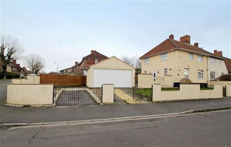 3 Bedrooms Land Commercial for sale in Cherrytree Crescent, Fishponds, Bristol