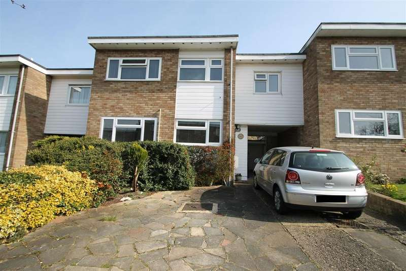 3 Bedrooms Terraced House for sale in The Four Tubs, Bushey