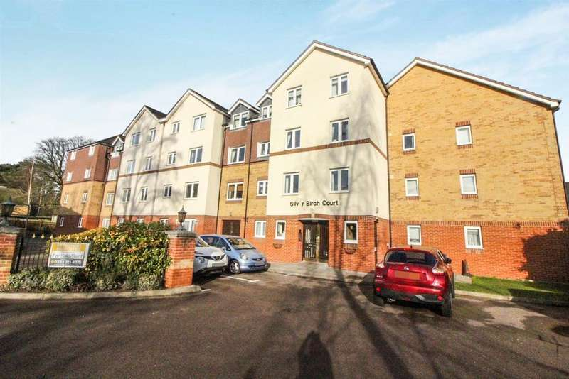 1 Bedroom Retirement Property for sale in Friends Avenue, Cheshunt, Herts, EN8