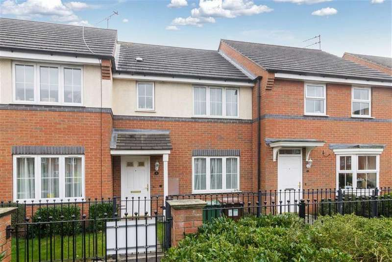 3 Bedrooms Town House for sale in Limetree Grove, Loughborough, LE11