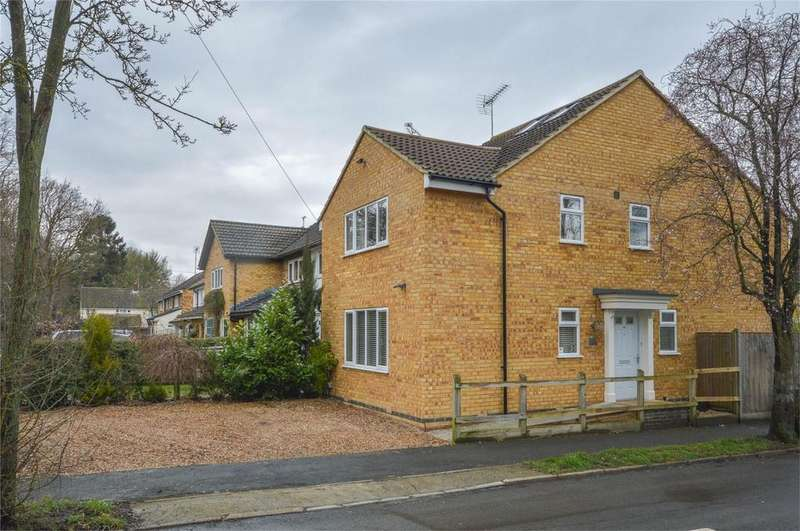 3 Bedrooms End Of Terrace House for sale in Park Avenue, BISHOPS STORTFORD, Hertfordshire