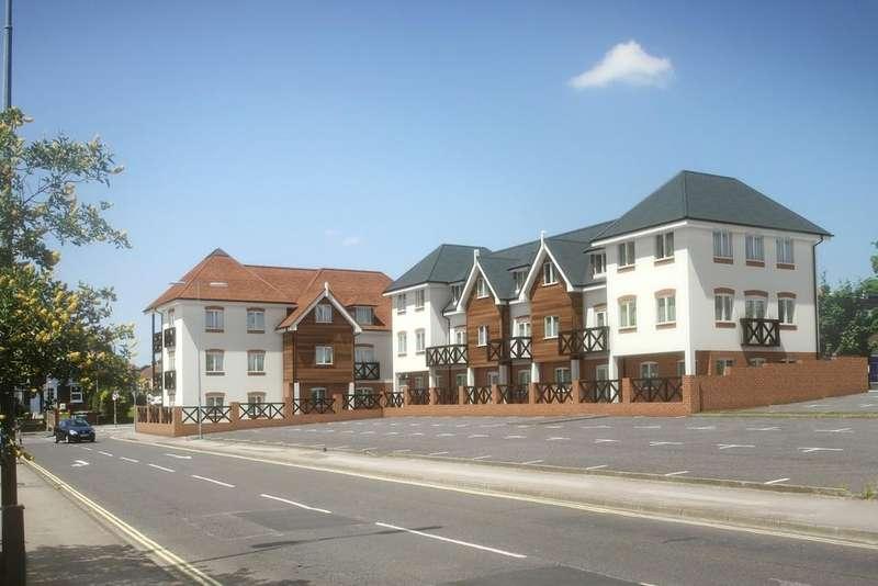2 Bedrooms Apartment Flat for sale in FAREHAM - NEW BUILD