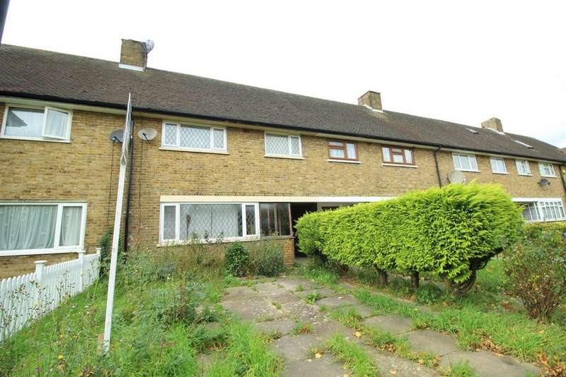 3 Bedrooms Terraced House for sale in Bowles Green, Enfield