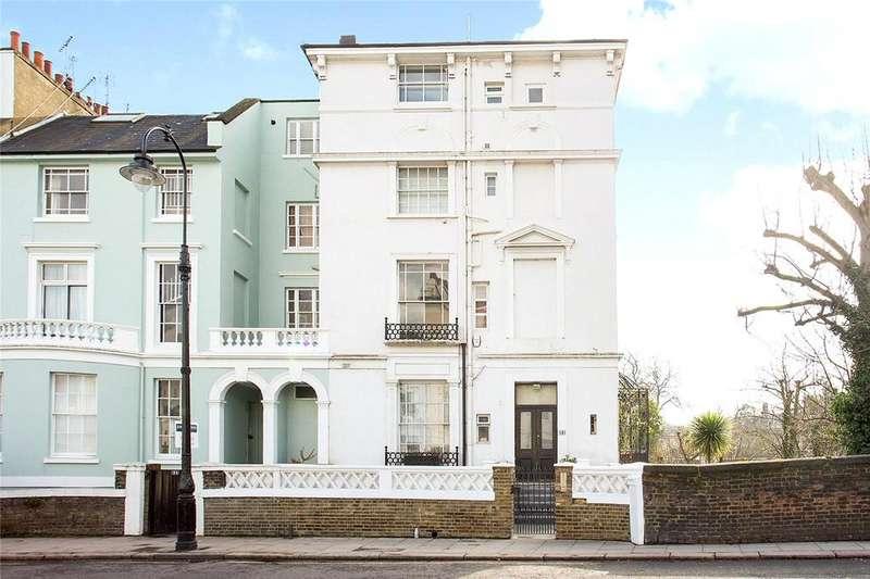 2 Bedrooms Flat for sale in Regents Park Road, Primrose Hill, London, NW1