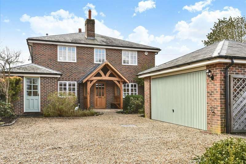 3 Bedrooms Detached House for sale in Chapel Road, Meonstoke, Hampshire