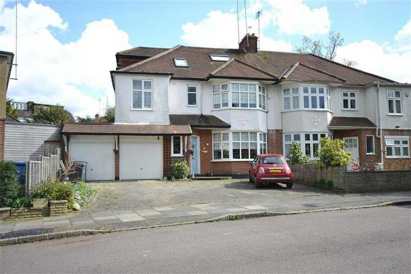 5 Bedrooms House for sale in The Fairway, New Barnet, Hertfordshire