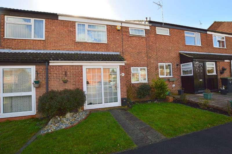 3 Bedrooms Terraced House for sale in Peregrine Road, Luton, Bedfordshire, LU4 0UX