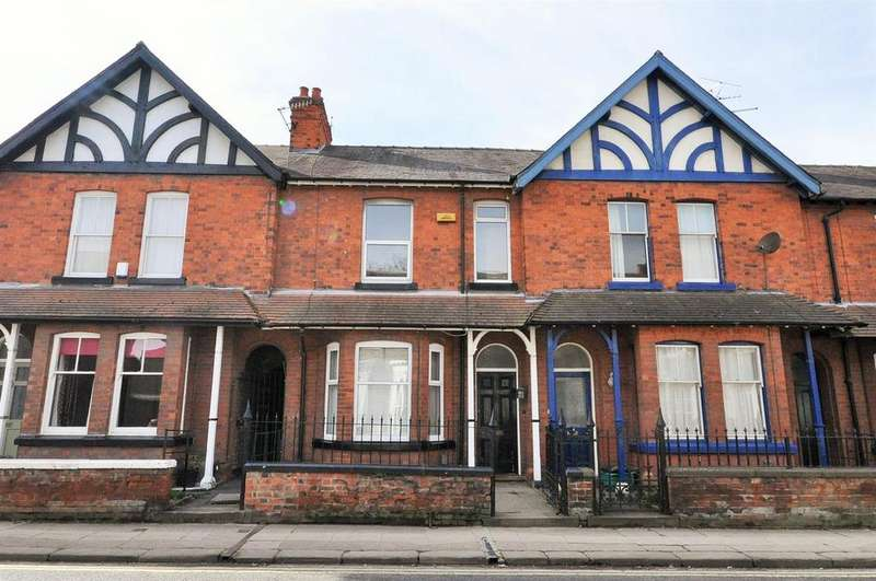 3 Bedrooms Terraced House for sale in Mill Lane, Heworth, York, YO31 7TE
