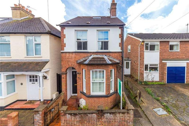 3 Bedrooms Detached House for sale in Royston Road, St. Albans, Hertfordshire
