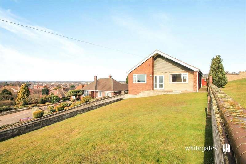 3 Bedrooms Detached Bungalow for sale in Moorwell Road, Scunthorpe, Lincolnshire, DN17