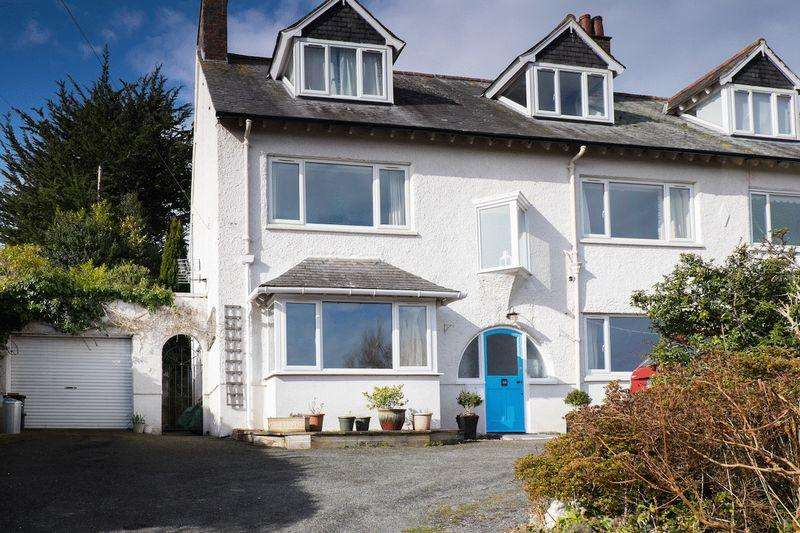 6 Bedrooms Semi Detached House for sale in Cadnant Park, Conwy