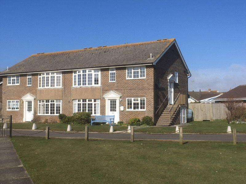 2 Bedrooms Flat for sale in Ferring Seafront