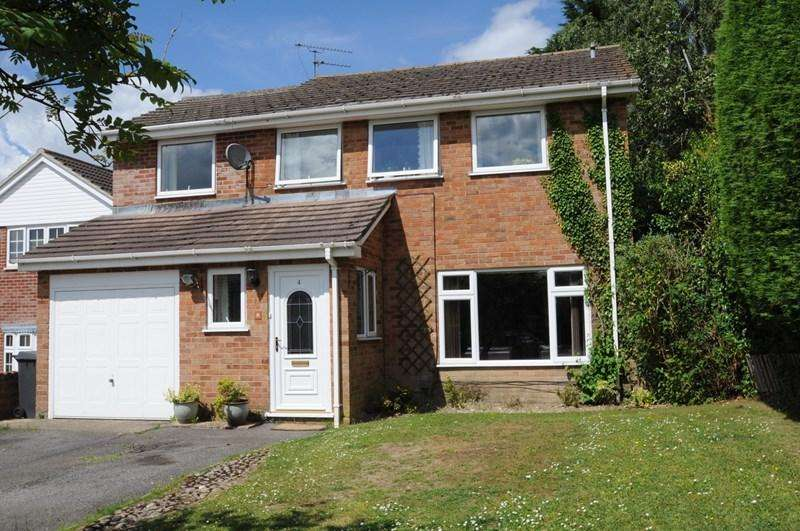 5 Bedrooms Detached House for sale in Meliot Rise, Andover