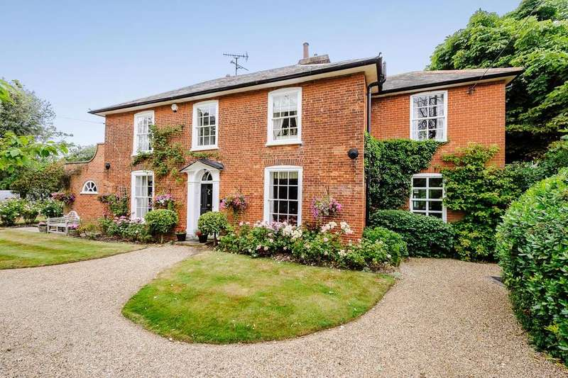 5 Bedrooms Detached House for sale in Church Road, Wickham Bishops, Witham, Essex, CM8