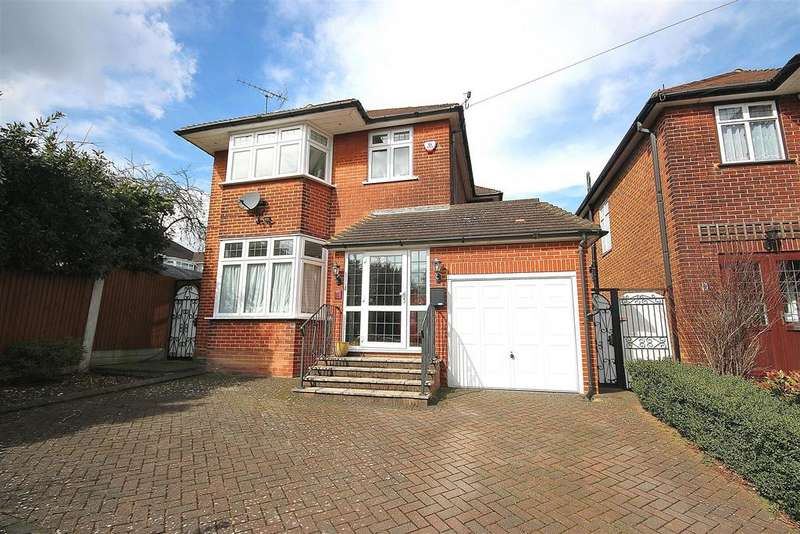 4 Bedrooms Detached House for rent in Brayton Gardens, Oakwood/Enfield