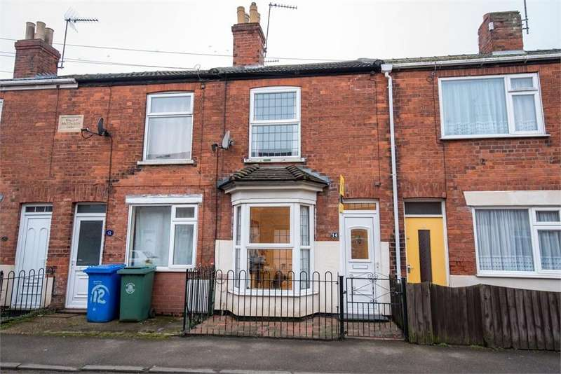 2 Bedrooms Terraced House for sale in Browns Road, Boston, Lincolnshire