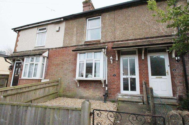 2 Bedrooms Terraced House for rent in Baltic Road, Tonbridge