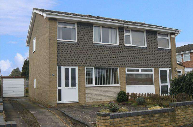 3 Bedrooms Semi Detached House for sale in Valley Road, Grantham