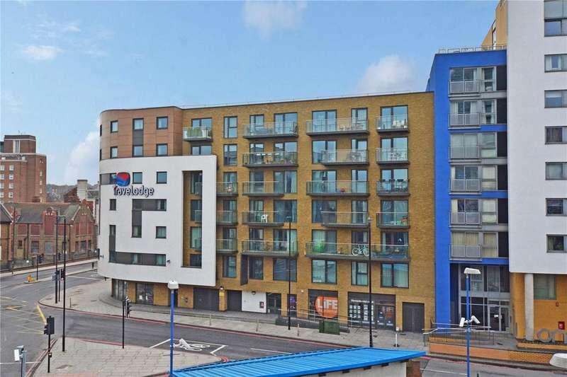 1 Bedroom Flat for sale in Hudson Building, 1 Deals Gateway, Greenwich, London, SE10
