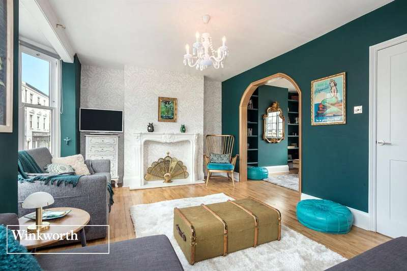3 Bedrooms Terraced House for sale in Bedford Street, Brighton, East Sussex, BN2