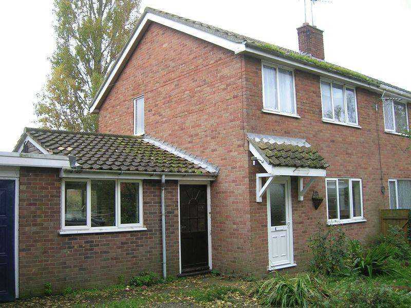 3 Bedrooms Semi Detached House for rent in Main Road, Sloothby