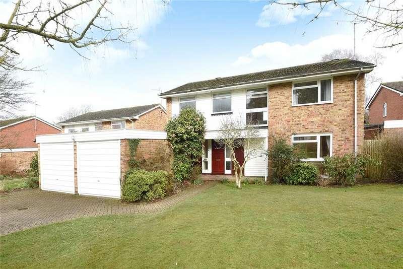 4 Bedrooms Detached House for rent in Woodfields, Sevenoaks, Kent, TN13