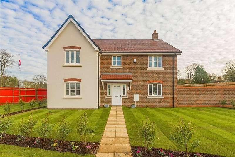 5 Bedrooms Detached House for sale in Lodge Park, Herringswell Road, Kentford, Newmarket, CB8