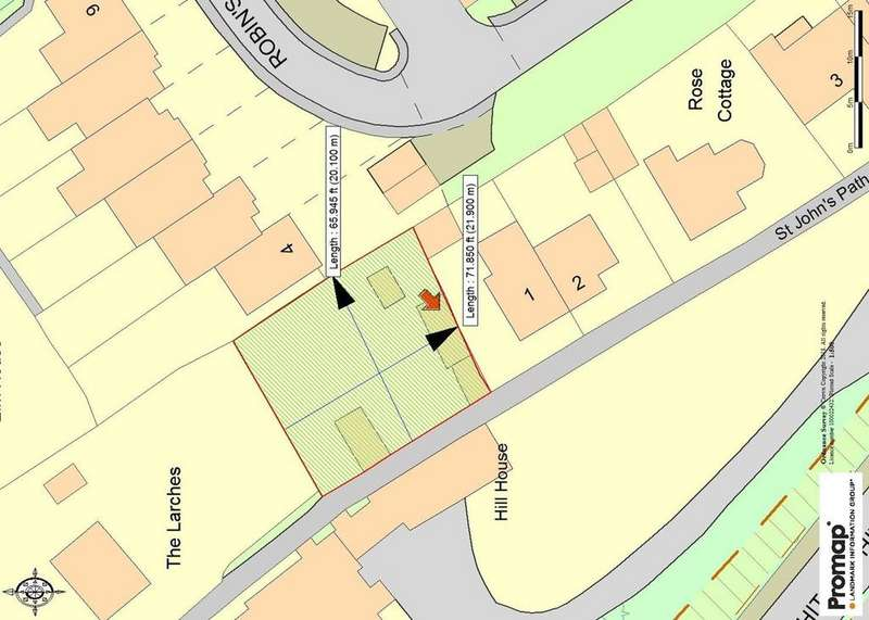 Plot Commercial for sale in St Johns Path, Hitchin, SG4