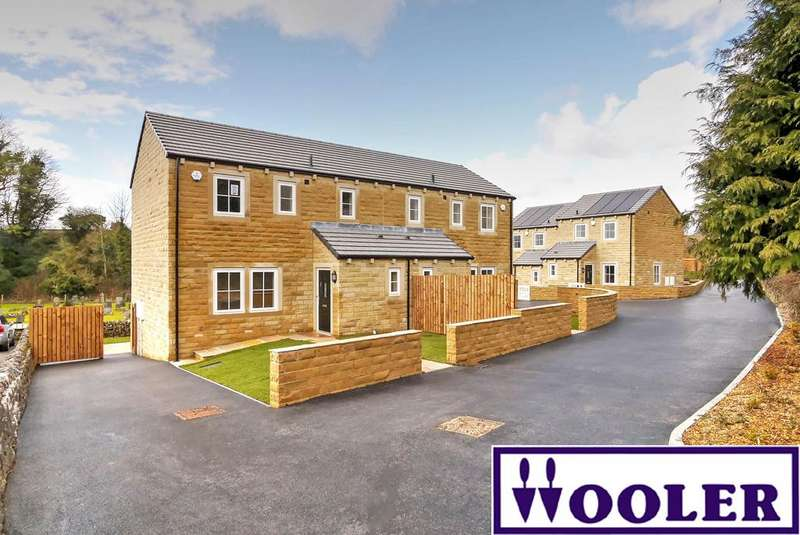 3 Bedrooms Semi Detached House for sale in Plot 1 Town Head Rise, Settle