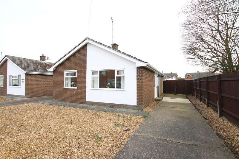 2 Bedrooms Detached Bungalow for rent in Chestnut Crescent, March