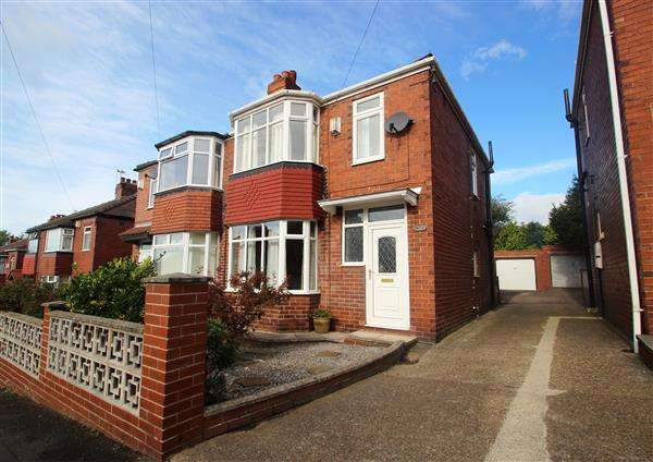 3 Bedrooms Semi Detached House for sale in Manor Farm Estate, South Elmsall