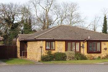 2 Bedrooms Semi Detached Bungalow for sale in Five Arches, Orton Wistow, Peterborough, PE2 6FG