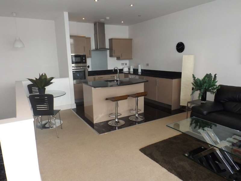 2 Bedrooms Property for sale in The Axis, Wollaton Street NG1