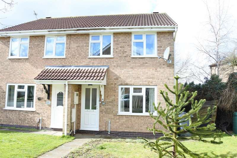 3 Bedrooms Detached House for rent in Hawthorn Drive, Melton Mowbray