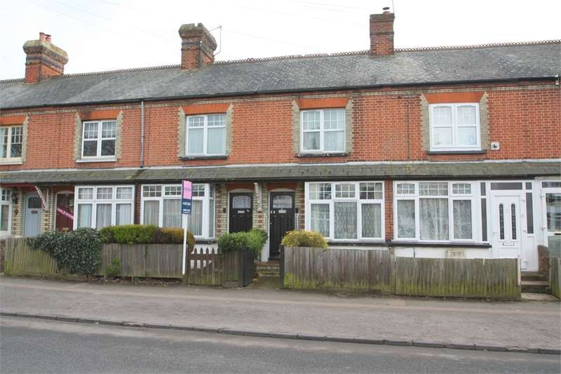 3 Bedrooms Terraced House for sale in Park Lane, Harefield, Middlesex
