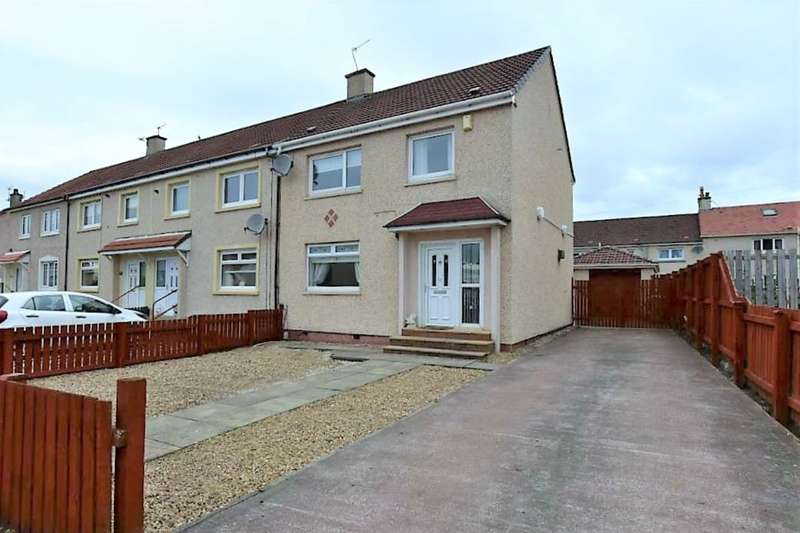 3 Bedrooms Property for sale in Stafford Street, Bellshill, ML4